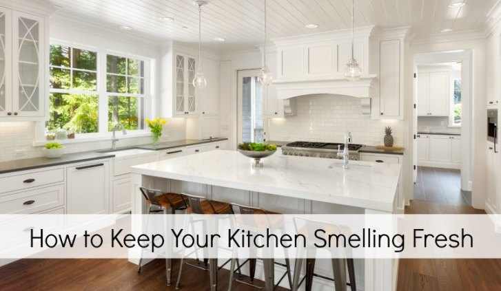 Keep Your Kitchen Smelling Fresh Wisconsin Mommy