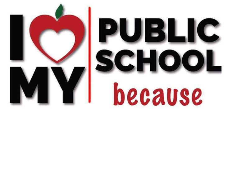 I love my school because