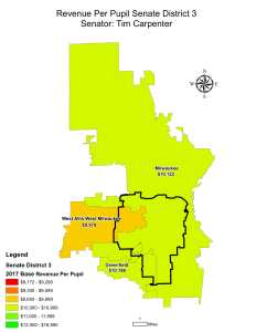 Wisconsin State map-secondary boundaries-4