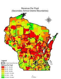 Wisconsin State map-secondary boundaries-1