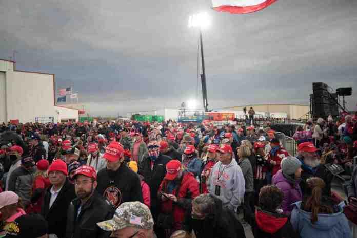 Trump's Janesville Rally
