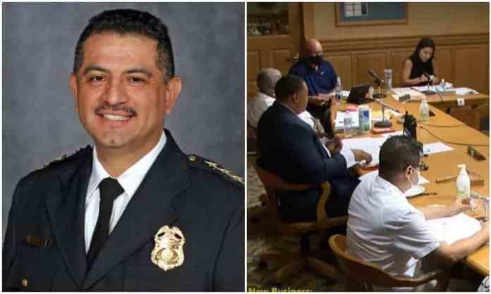 Chief Morales Demotion Investigation