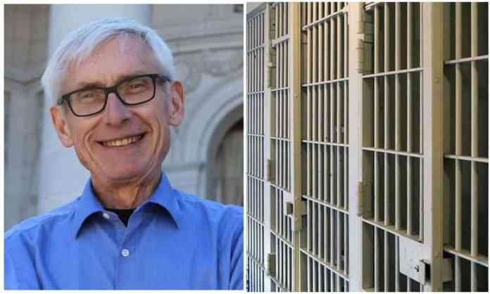 evers grants pardons