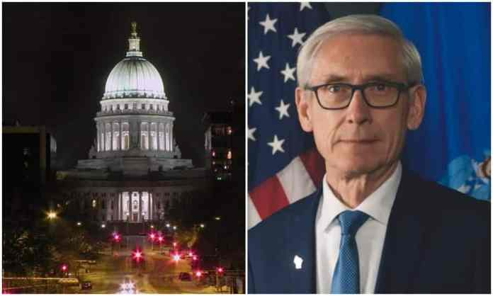 Gov. Evers' Proposed Budget Increases Taxes & Spending, Rolls Back Act 10 & Right to Work