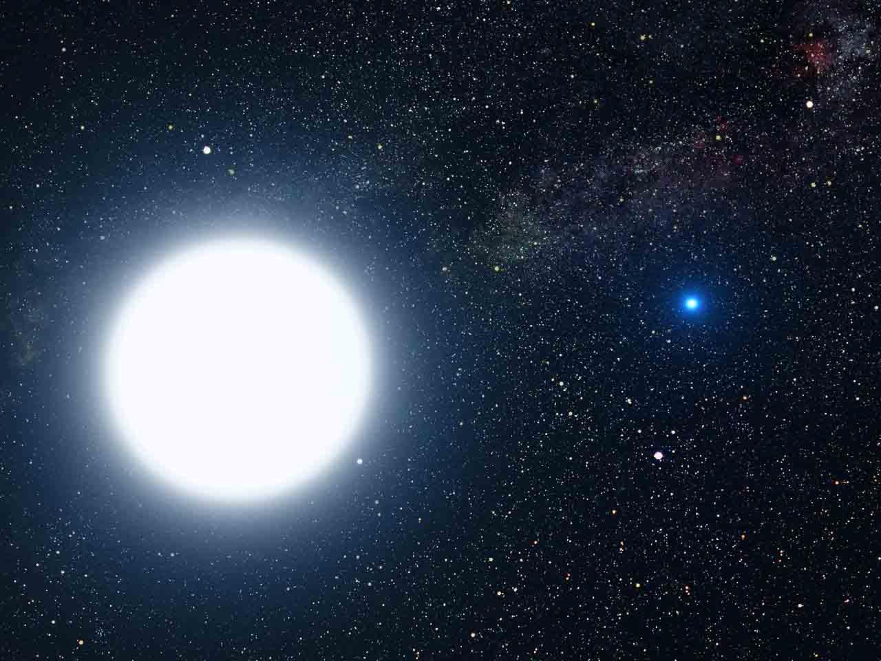 Sirius's Binary Star System