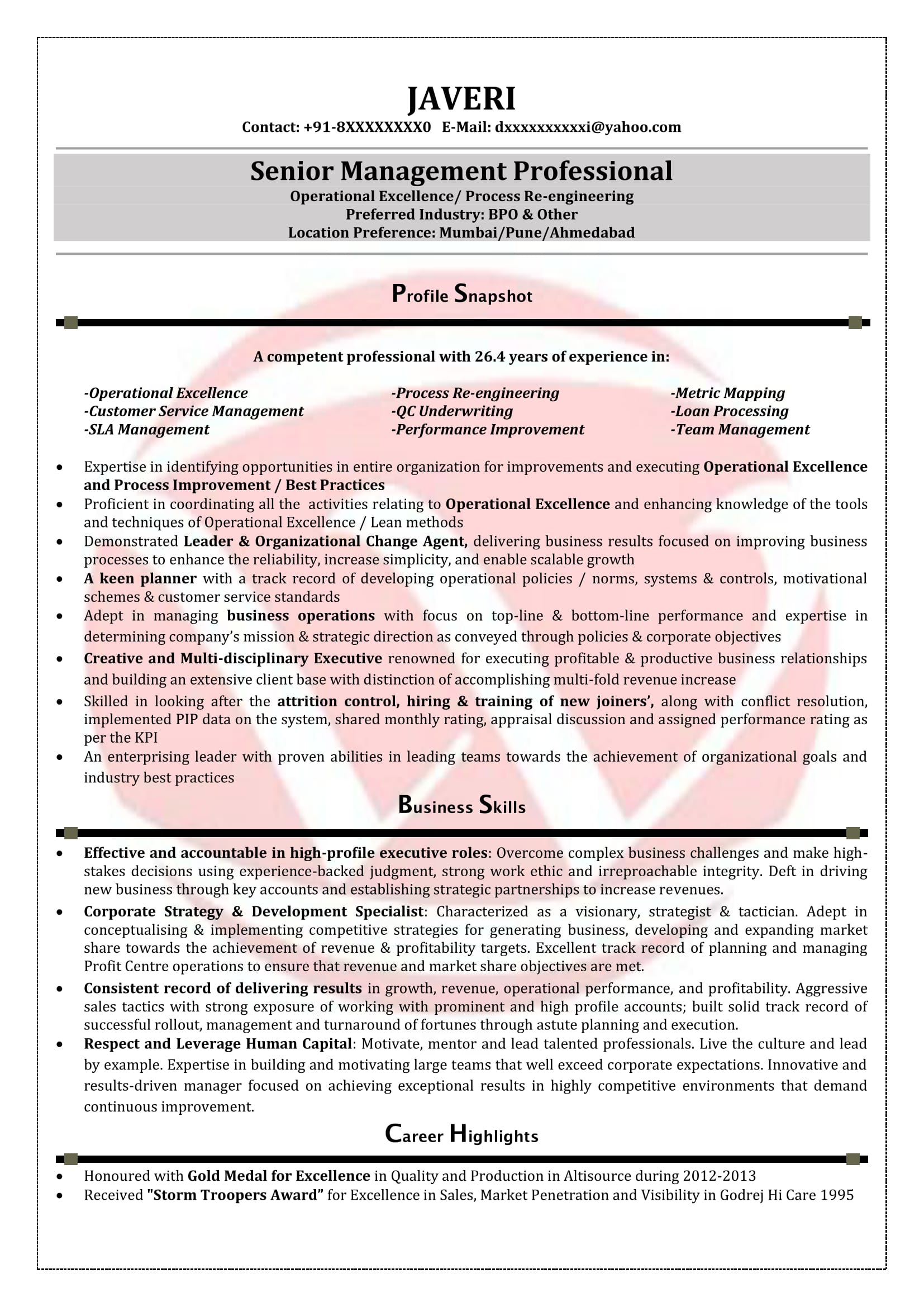 Car Detailer Resume Template Mple Actor Resume Template
