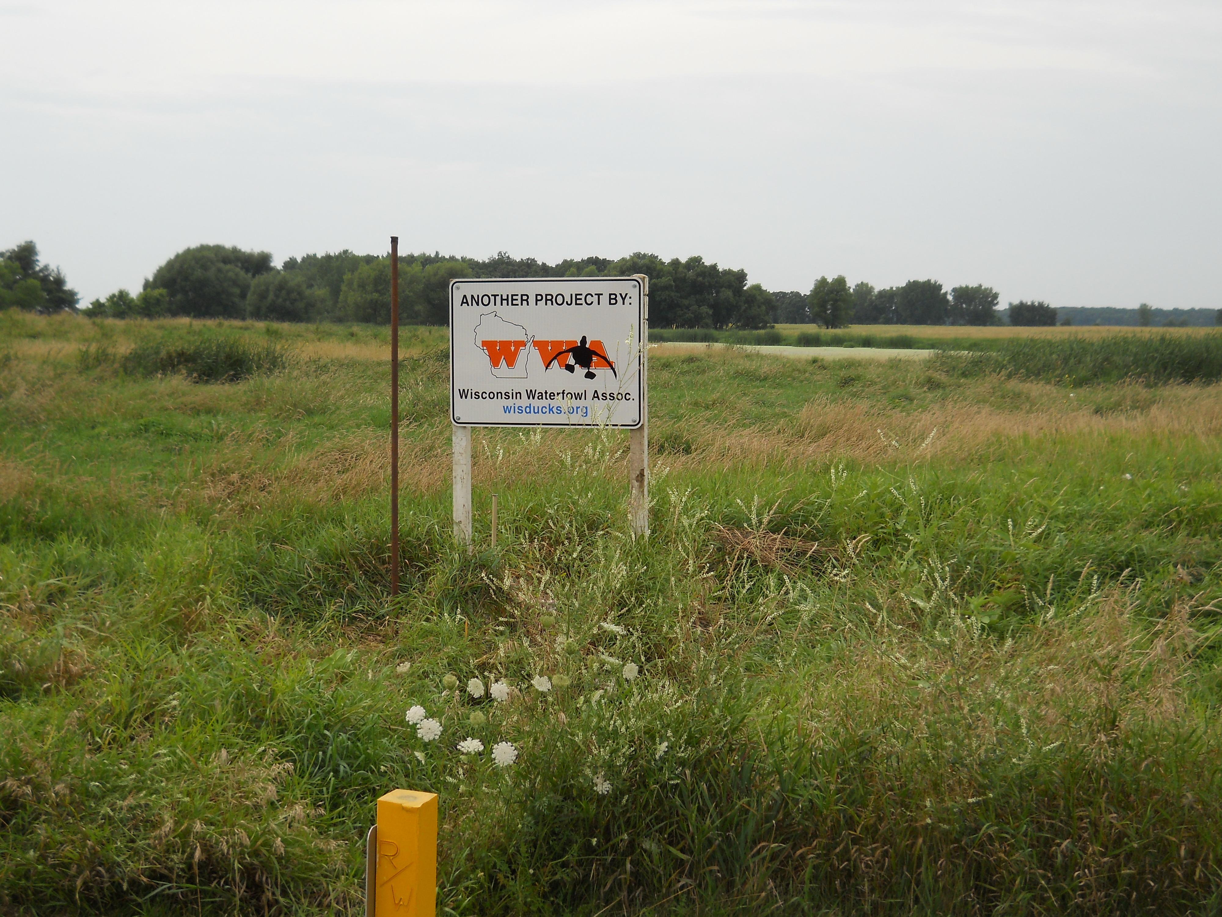 Project Sign 1 – Beaver Dam Guys
