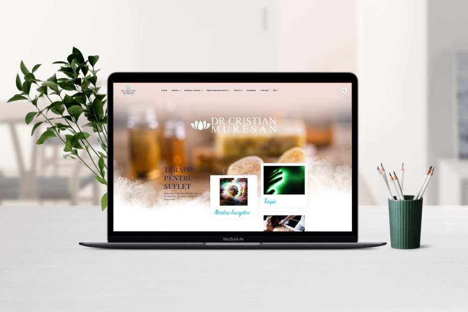 Site-ul Dr Cristian Muresan