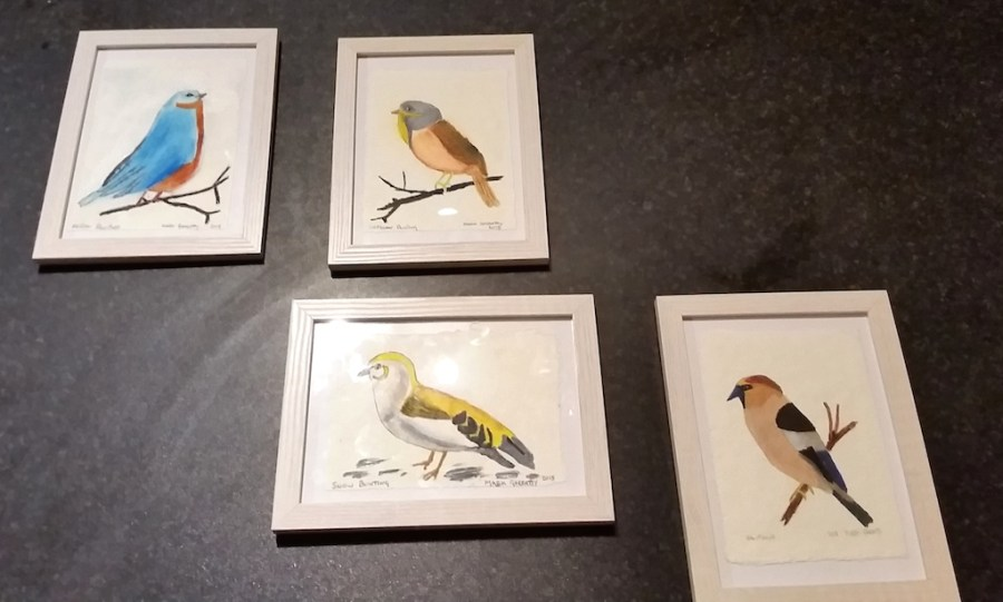 Exhibition by Mark Garratty