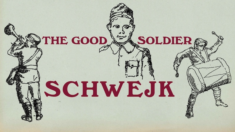 The Good Soldier Schwejk Logo