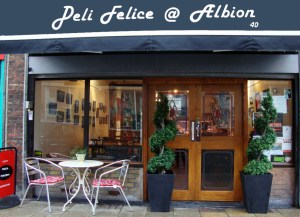Cafe Deli Felice @Albion Street