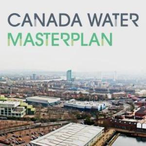 Canada Water Masterplan Logo