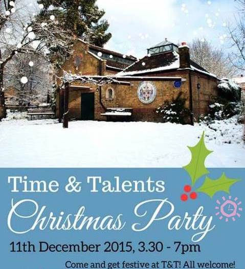 Time and Talents Christmas