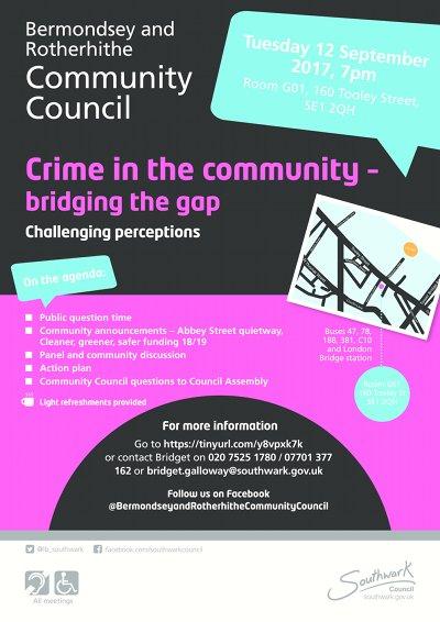 Bermondsey Rotherhithe Community Council