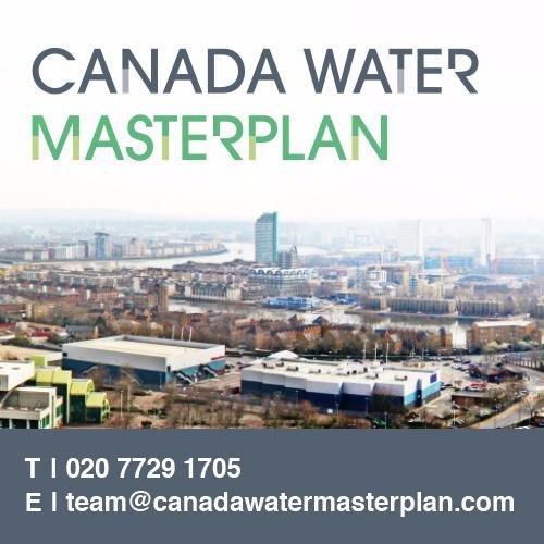 Canada Water Masterplan