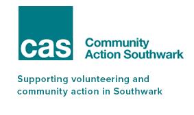 CAS Community Action Southwark Logo