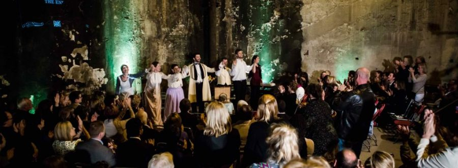 Richard Davenport Cosi fan Tutte at Brunel Museum