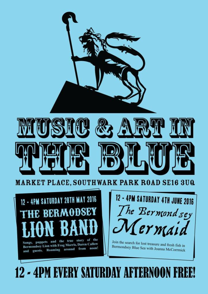 Music and Art in The Blue