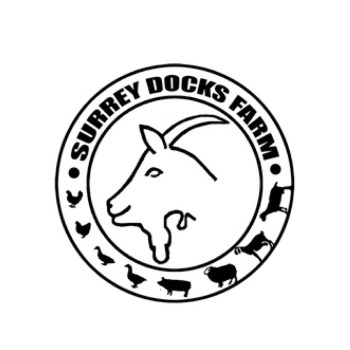 Surrey Docks Farm Logo