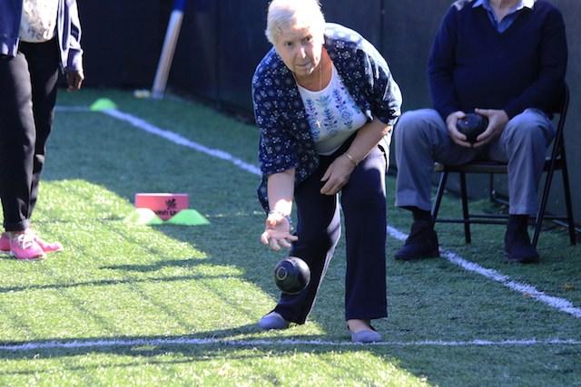 Millwall Walking Sports for Older People
