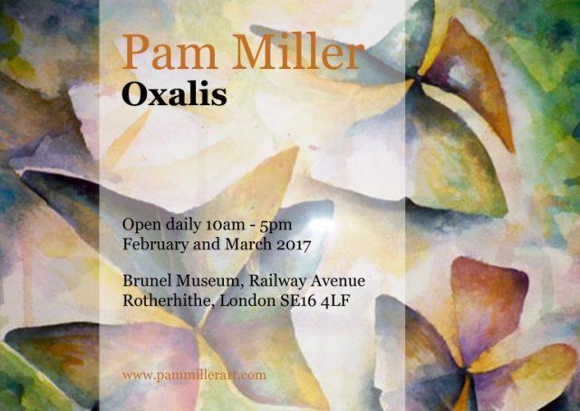 Pam Miller Exhibition