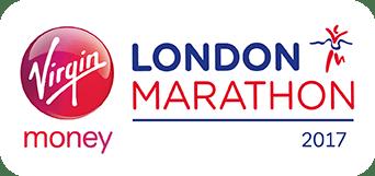 London Marathon 2017 logo