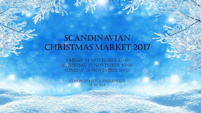 Scandimarket Christmas Market 2017
