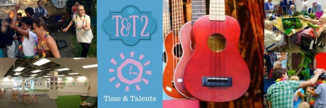 Time & Talents collage