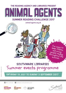 Summer Reading Challenge events programme