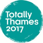 Totally Thames Festival Logo
