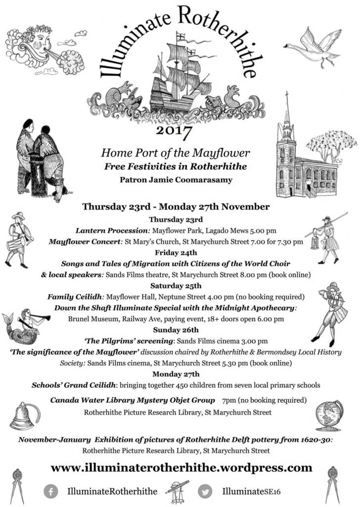 Iluminate-Rotherhithe-2017-Official-Programme