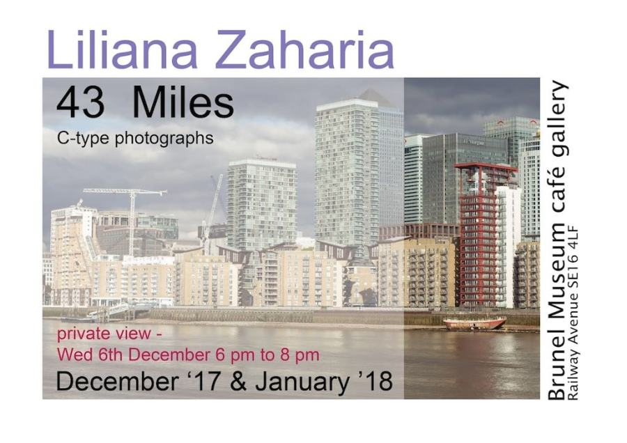 43 Miles Project by Liliana Zaharia