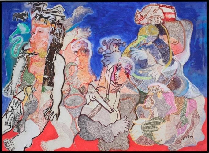 Mohan Samant, Musicians, 1999