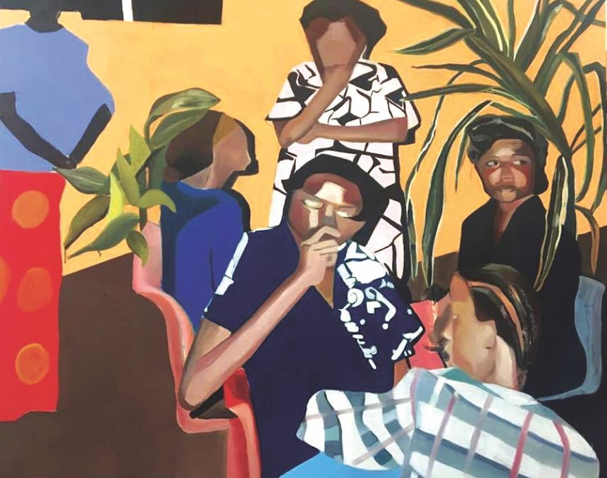 Morley Gallery-Joy Labinjo-Belonging