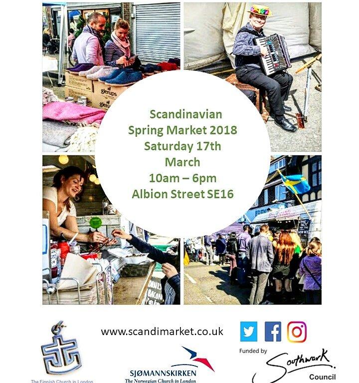 Scandinavian Spring Market 2018
