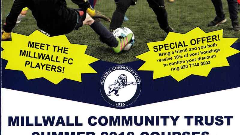 Millwall-Community-Trust-Summer-2018-course-01