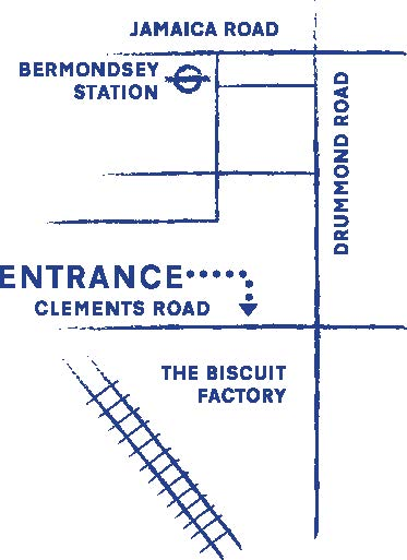 MAP to Biscuit Factory