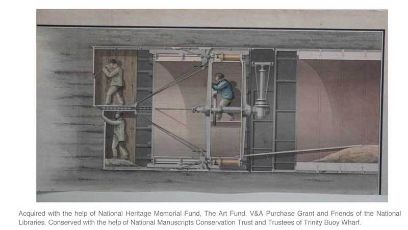 Acquired with the help of National Heritage Memorial Fund, The Art Fund, V&A Purchase Grant and Friends of the National