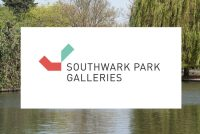 Southwark Park Galleries New Name Logo