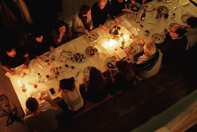 'Rescuing Christmas' dinner experience with Oliveology