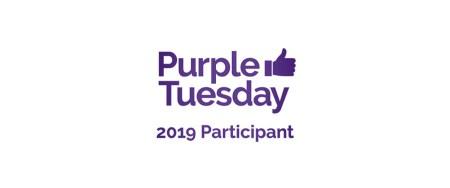 Purple Tuesday Participant logo