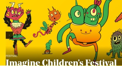 Southbank Centre-Imagine Children's Festival