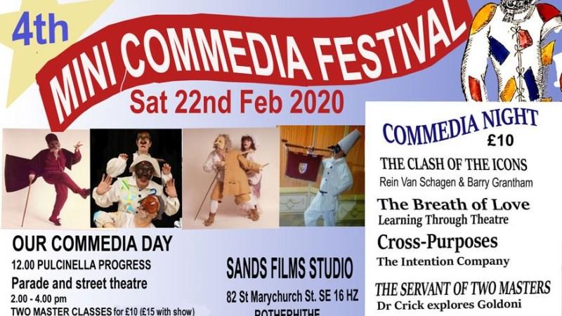 International commedia dell'arte day 2020
