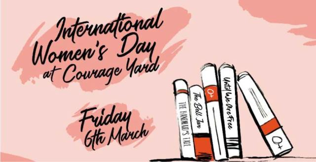 International Women's Day at Courage Yard 2020