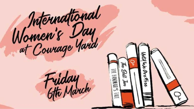 International Women's Day at Courage Yard 2020