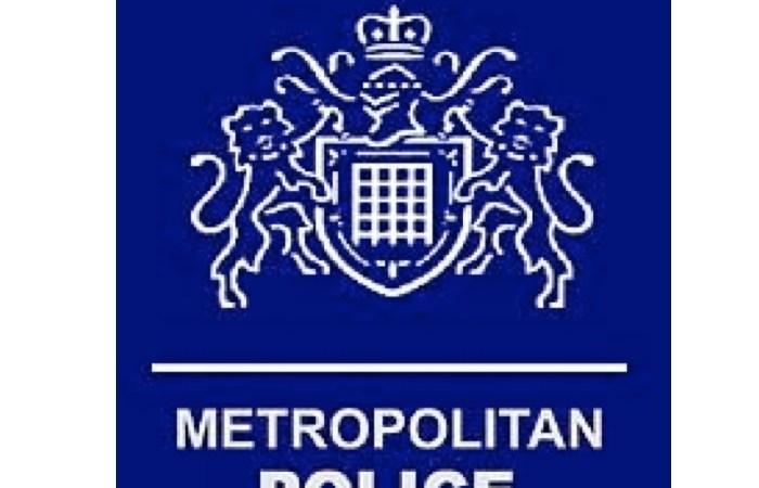 metropolitan police square logo