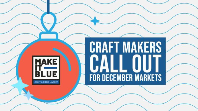 Make It Blue Christmas Market Callout lr