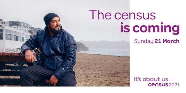 Census 2021 is coming