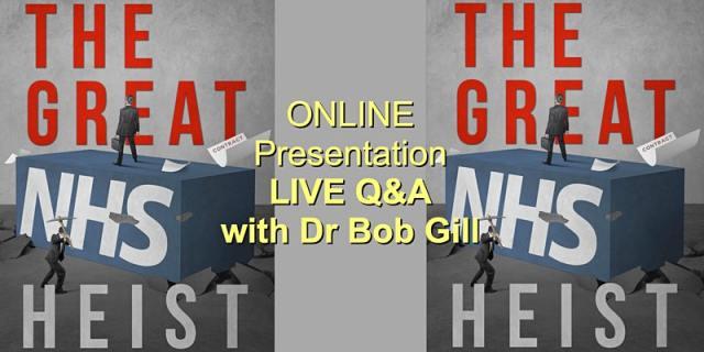 The Great NHS Heist by Sands Films Cinema Club