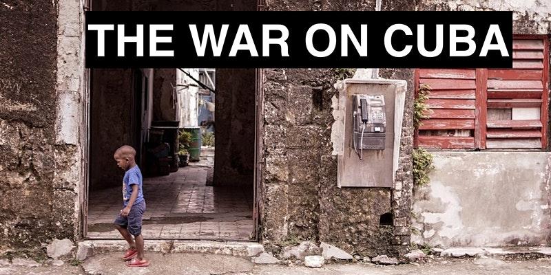 The War On Cuba by Sands Films Cinema Club